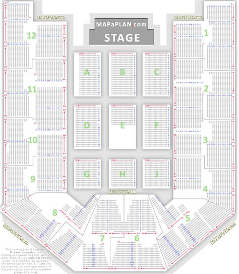 nia floor plan pin nia seating plan on pinterest