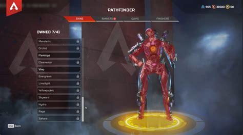 pathfinder hitbox comparison apexlegends