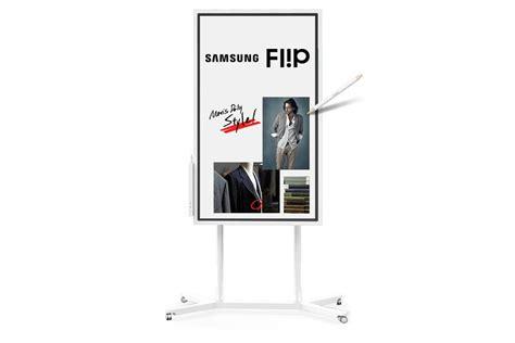 Samsung Flip flip wm55h smart signage samsung display solutions