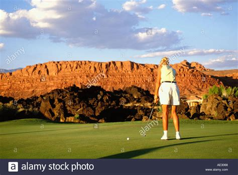 entrada in st george utah utah st george entrada at snow canyon golf course 17th