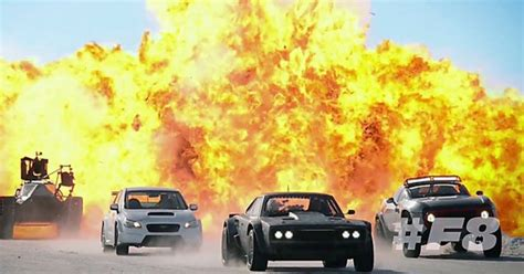 fast and furious 8 quay vi t nam chi 234 m ngưỡng loạt xe khủng trong fast and furious 8