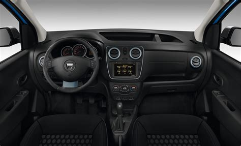 renault dokker interior dacia lodgy stepway dokker stepway up the ruggedness