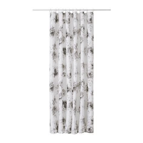 ikea bathroom curtains aggersund shower curtain ikea