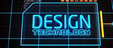 design technology design technology show