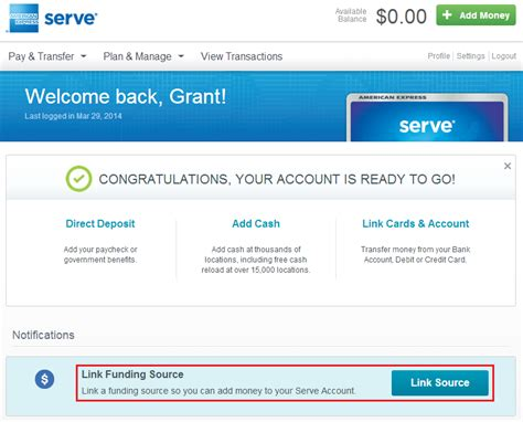 format email american express how to convert from a bluebird card to an american express