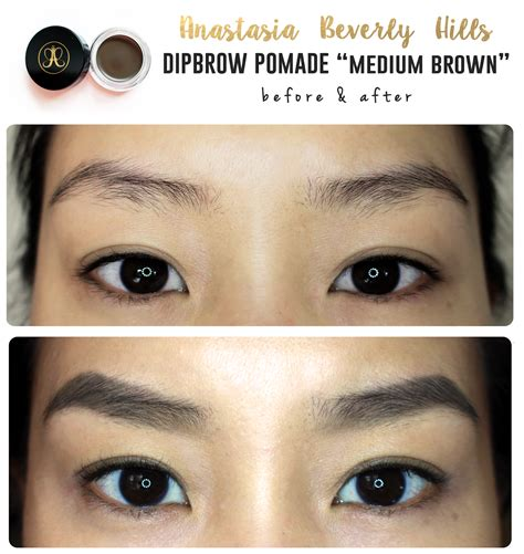 Pomade Eyebrow be linspired beverly brow wiz review