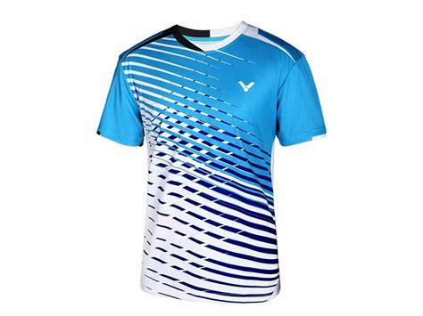 Baju Victor Badminton T 3020e knitted t shirt t 3501 f pakaian produk victor