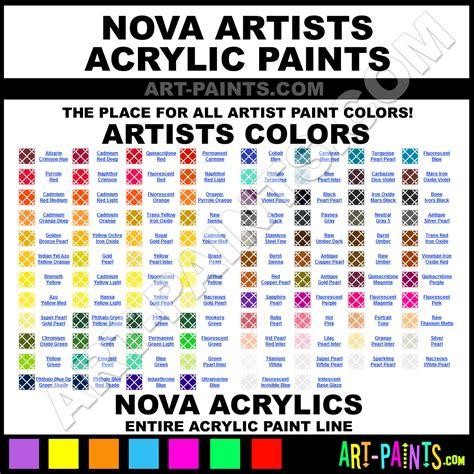 artists acrylic paint colors artists paint colors artists color artists acrylics