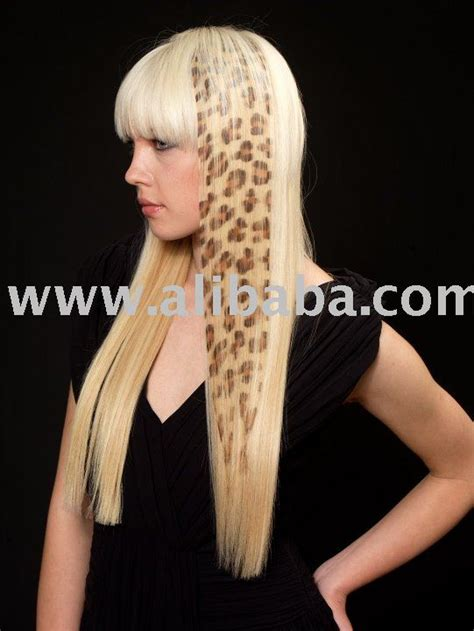 hair tattoo indonesia wild hair extensions hair tattoo leopard buy hair