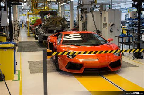 Lamborghini Aventador Production How About A Career At Lamborghini Lamborghini Production