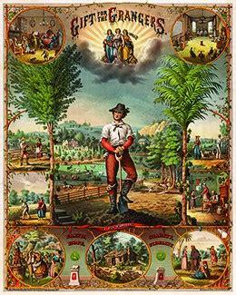 oliver hudson kelley significance farmers revolt in the populist era us history ii os