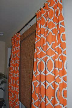 gray and orange curtains 1000 images about dillie dallie on pinterest living