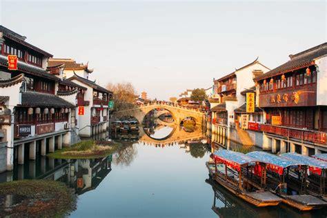 Yn042 C Shanghai Qibao qibao a china antiga de shanghai eduardo e m 244 nica