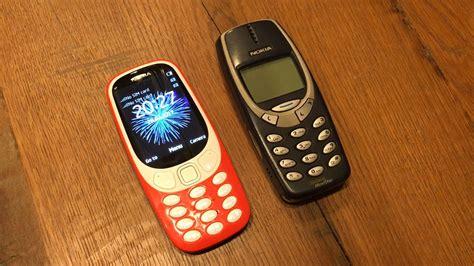 nokia 3310 with new nokia 3310 versus nokia 3310 cnet
