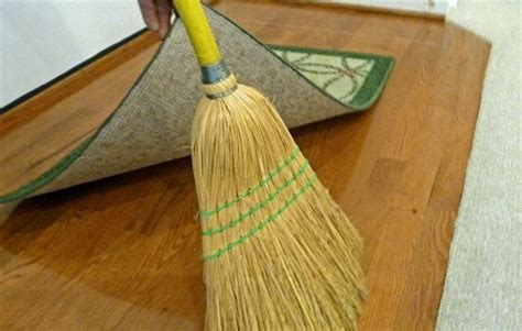 swept the rug sweep rug rugs ideas