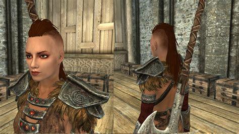 loverslab skyrim hairstyles viking hairstyles skyrim hair