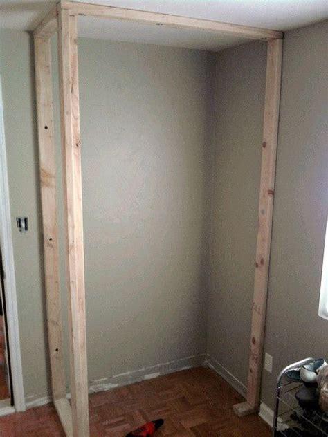 Build A Linen Closet by 17 Best Ideas About Build A Closet On Building A Closet Pallet Wardrobe And Diy