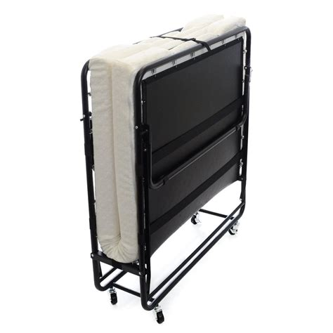 folding bed amazon amazon com milliard premium twin 75 quot x 38 quot folding bed