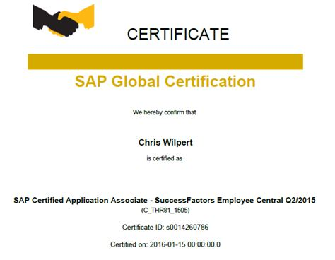 related keywords suggestions for sap certification
