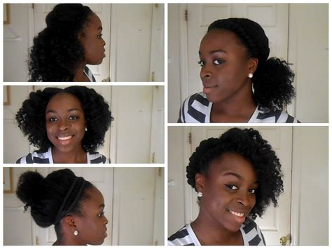 after 5 hair styles 5 back to school hairstyles for natural hair i know