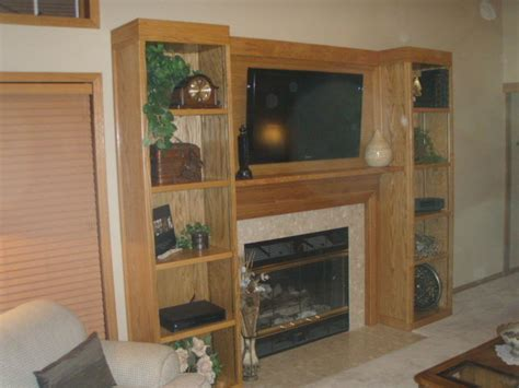 Fireplace Surround Bookcase by Fireplace Surround W Bookcases By Nd2elk Lumberjocks