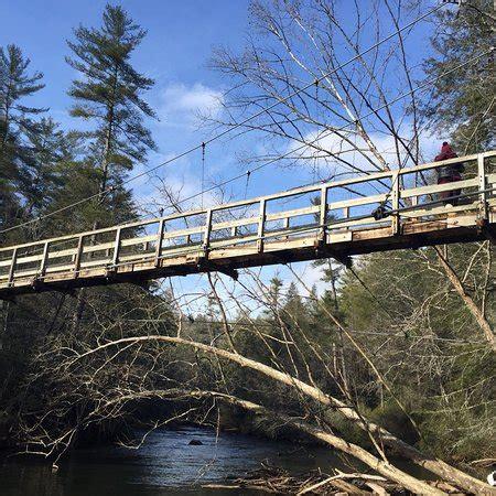 swinging bridge blue ridge toccoa river swinging bridge blue ridge all you need
