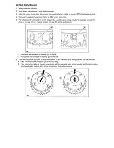 mazda workshop manuals gt 6 l4 2 3l 2006 gt engine cooling and exhaust gt engine gt timing