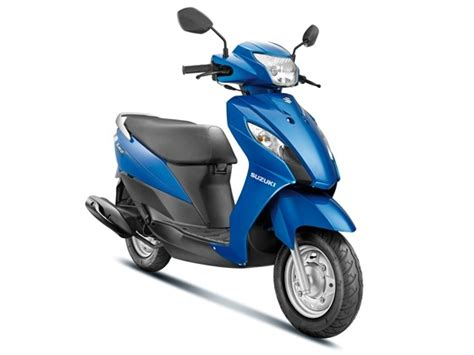 Suzuki Lets Suzuki Let S Scooter At 47 000 Rupees Reporter365