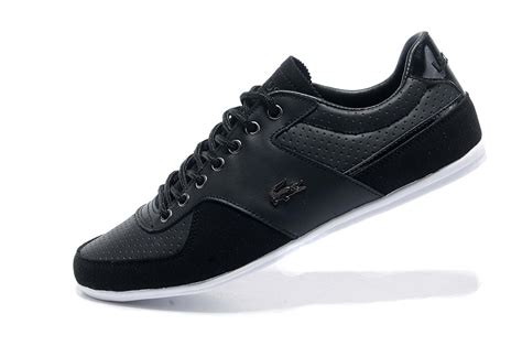 healthy get cheap series lacoste all black