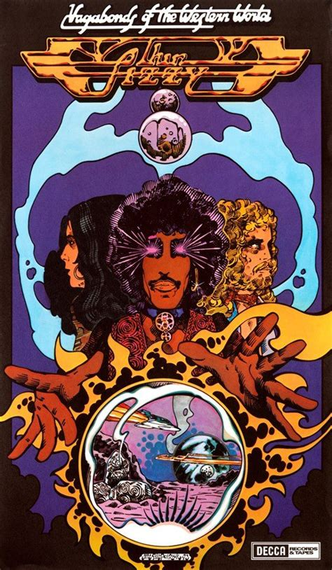 best thin lizzy album 616 best psychedelic images on concert posters