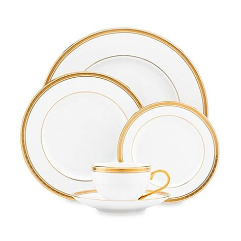 kate spade dinnerware kate spade new york oxford place dinnerware collection bed bath beyond