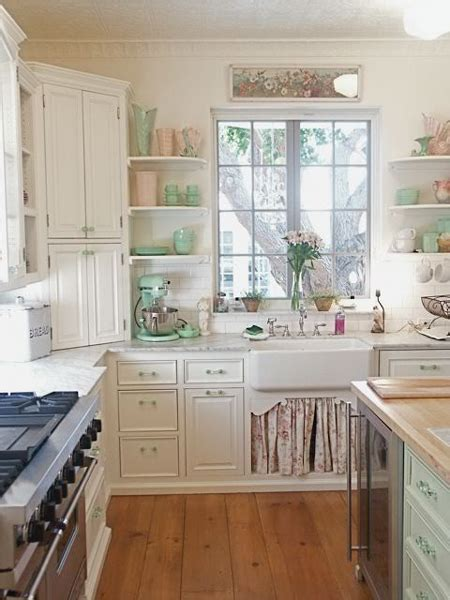 Country Corner Kitchen by 65 Ideas Of Using Open Kitchen Wall Shelves Shelterness