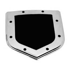 ami 174 dodge ram 2013 shield step style billet emblems