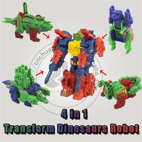 transform dinosaurs robot block can add buy
