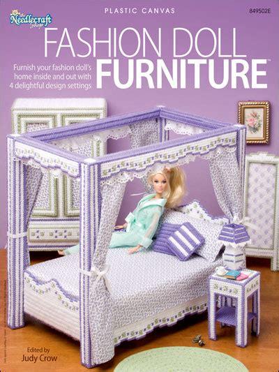 fashion doll furniture patterns plastic canvas doll furniture patterns fashion doll