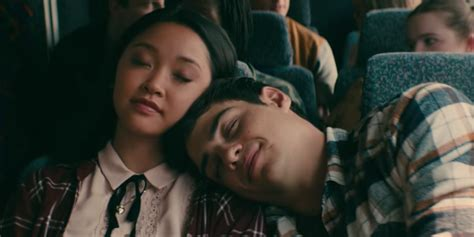 lana condor reacts  noah centineo   internet