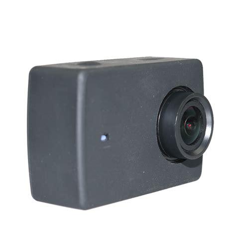 Silicone Lens Cap Cover Xiaomi Yi 2 4k silicone lens cover for xiaomi yi 2 4k xiaomi yi lite black