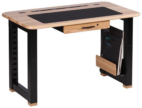 loft desk storage tray ash caretta workspace