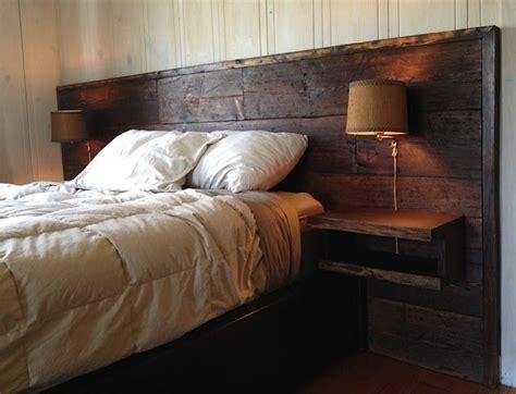 Barn Board Headboard by 31 Best Barnwood Headboard Ideas Images On
