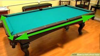 pool table felt repair thelt co