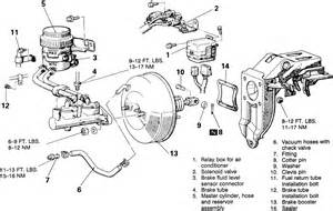 S10 Brake Booster System Repair Guides Brake Operating System Power Brake