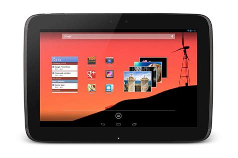 Tablet Nexus 10 Overview Of Nexus 10 Tablet Review Specs