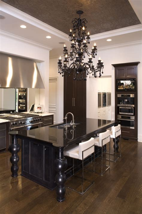 Chandeliers For Kitchen Create Your Kitchen At Any Age How To Plan And Style