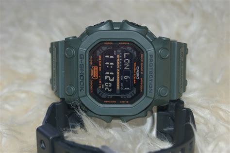 G Shock Gx56 Army Blue Green Black g shock pawn page 101 watches pistonheads
