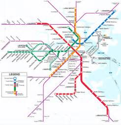 portland oregon subway map my