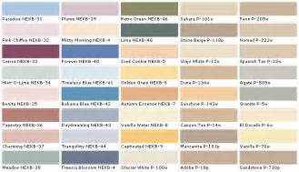 behr color behr paints chip color swatch sle and palette