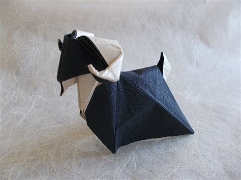 Origami Goat - 23 beary awesome origami animals that you otter see