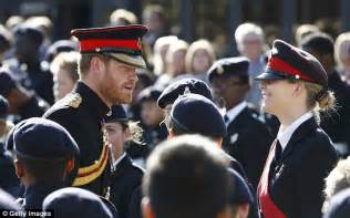 Prince Harry on why he joined the forces as flies in to