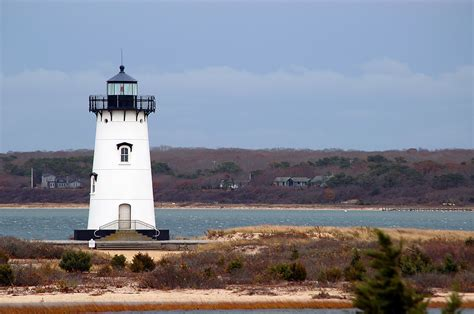 Chappaquiddick Attractions Martha S Vineyard Lighthouses Cushing Square Belmont
