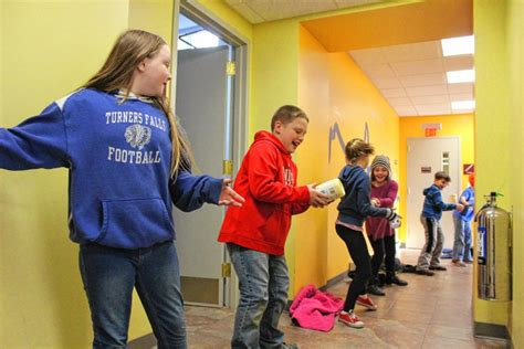 Northfield Food Pantry by Northfield Students Form Food Brigade